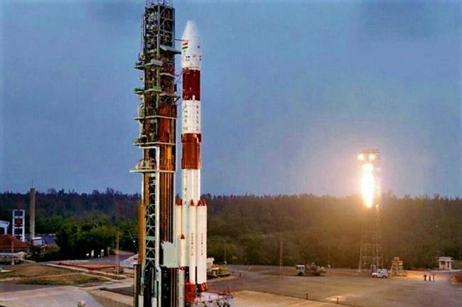 ISRO launches 100th satellite successfully