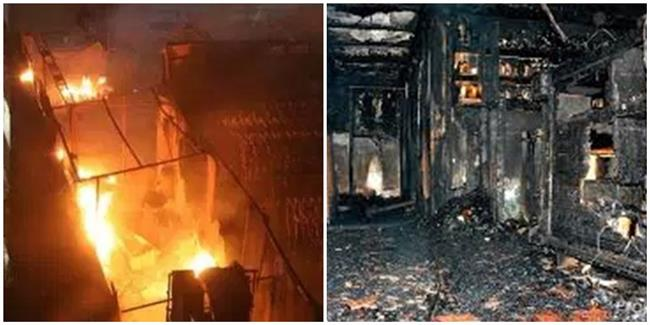 Bangalore fire: Five die as fire breaks out at restaurant